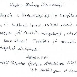 Ecséd Richter